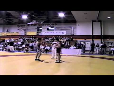2002 Senior National Championships: 55 kg Bronze Mike Stitt vs. Tony Churchill