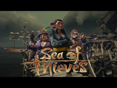 A PIRATES LIFE FER ME!! | Sea of Thieves Multiplayer #1