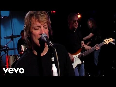 Bon Jovi - Wanted Dead Or Alive (Clear Channel Stripped)