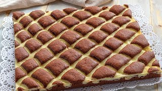 TORTA CHEESECAKE PIUMINO DI BENEDETTA Ricetta Facile - Quilted Cheesecake Easy Recipe