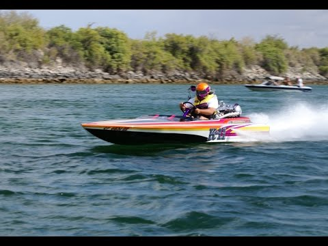 141 mph River boat- Billy B.