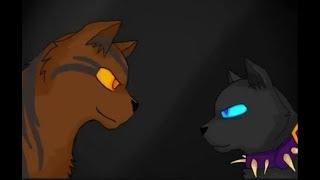 Коты Воители - Бич, Коршун, Звездоцап И Искра (Песня: Грибы - Копы)