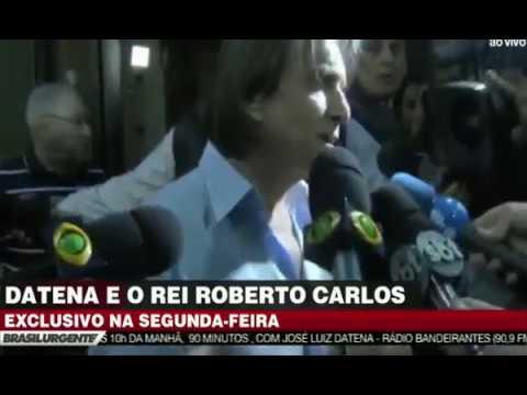 Roberto Carlos diz que pretende gravar música de Ivan Lins