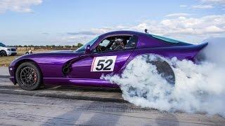 BARNEY - 1900HP Purple VIPER!