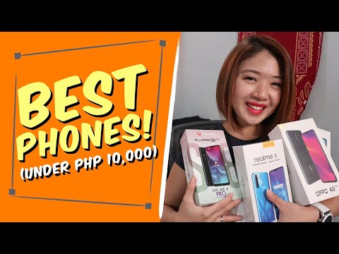 The BEST Smartphones Under Php 10,000 (OUR TOP 5 PICKS!)
