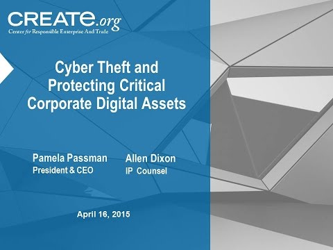 Cyber Theft and Protecting Critical Corporate Asse