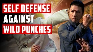 Self Defense Against Wild Punches - Blind Defense Strategy