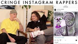CRINGE Instagram Rappers (Reaction.)
