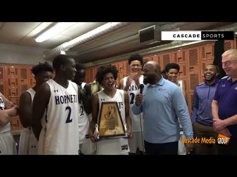 William Jewell High School Holiday Classic Nelson Division Champions, North Kansas City Hornets