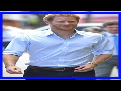 Breaking News | Prince harry broke royal protocol with meghan markle