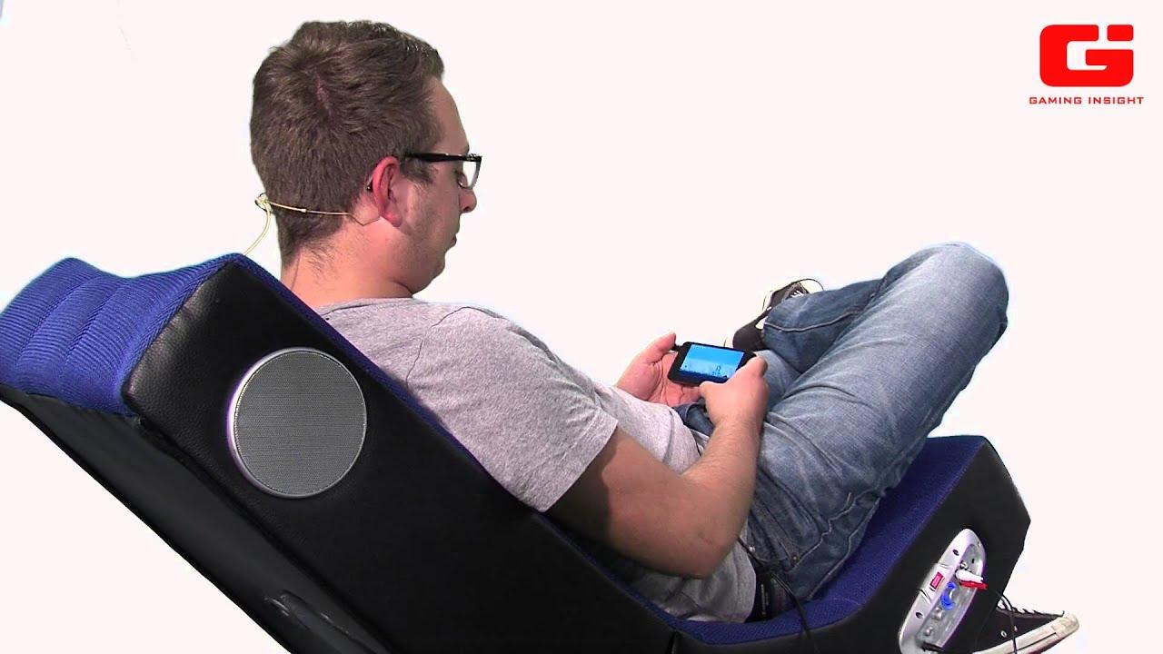 multimediasessel wade 1 im test youtube. Black Bedroom Furniture Sets. Home Design Ideas