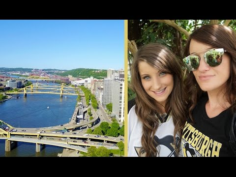PITTSBURGH ADVENTURES! 🐧🚁🙌🏼