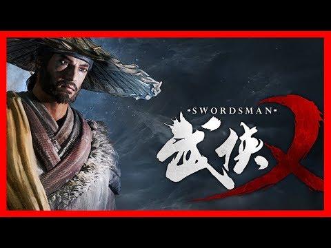 用劍食雞? 武俠X 武俠乂 PS4 /PC - YouTube