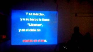 Karaoke José Luis Perales - Un velero llamado libertad