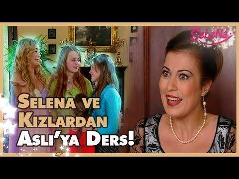 Selena ve kızlardan