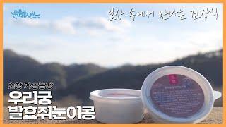 [순창군 가공식품 농장] 한식명인의 발효 쥐눈이콩 [우…