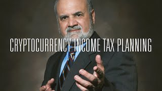 Cryptocurrency Income Tax Planning: A Tax Brief - Book Trailer