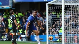 CHELSEA VS WEST BROM - 11 DECEMBER 2016 - 1-0 - EXTENDED HIGHLIGHTS