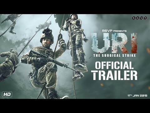 Uri: The Surgical Strike | Official Trailer