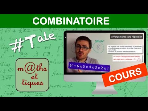 Les Bases De L Analyse Combinatoire Youtube