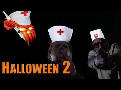 Треш Обзор Фильма Хэллоуин 2 1981