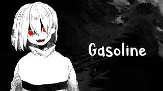 Download Nightcore - Gasoline (Lyrics)