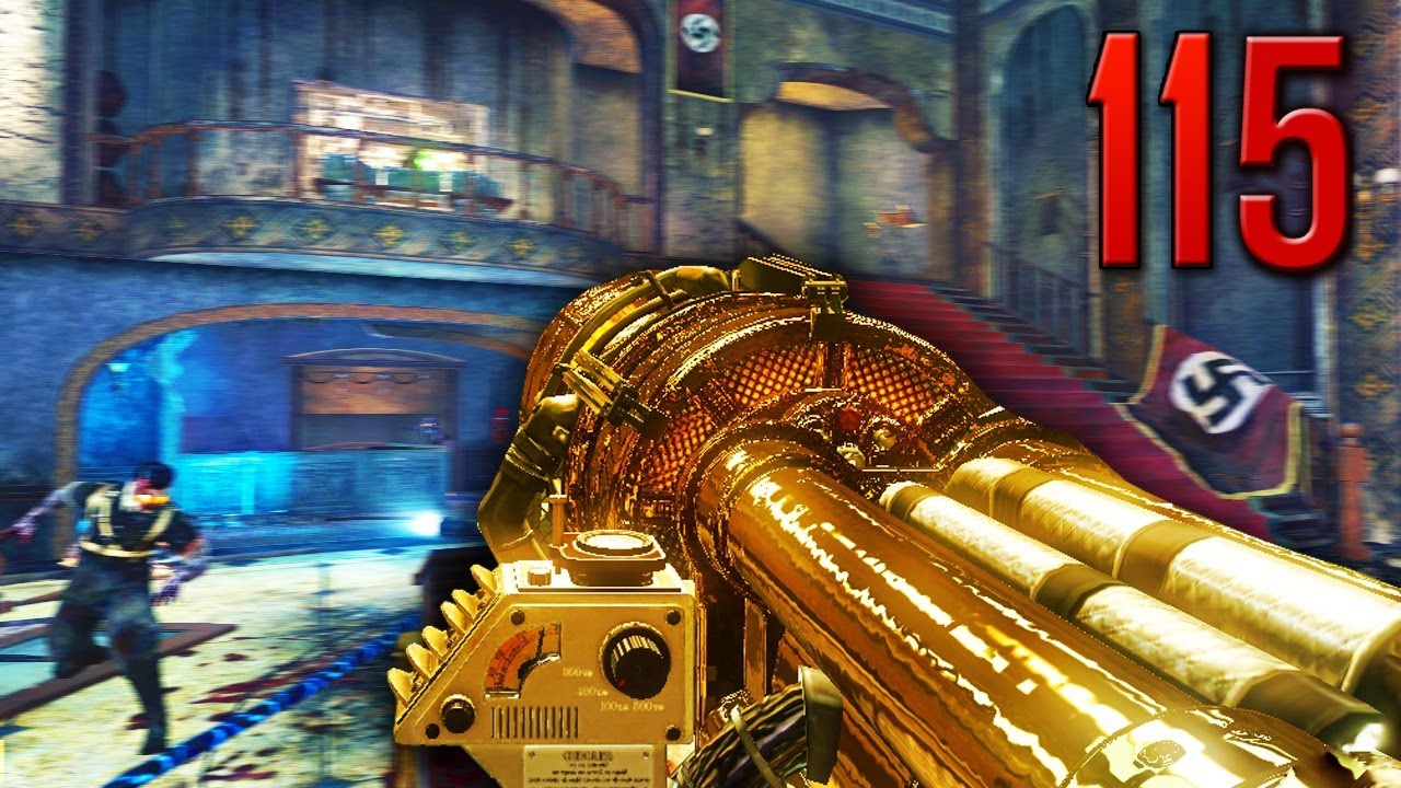 Download WE ARE SO CLOSE.. BO1 KINO DER TOTEN ROUND 115 CHALLENGE In 2020! (Call Of Duty: Black Ops Zombies)