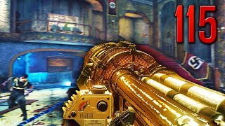 WE ARE SO CLOSE.. BO1 KINO DER TOTEN ROUND 115 CHALLENGE In 2020! (Call Of Duty: Black Ops Zombies)