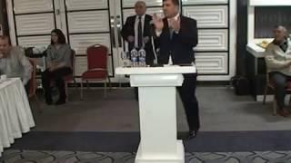 TEMAD YÖNETİMİNE ADAY HAMZA DÜRGEN GRUBU ÇALIŞTAYI - 2