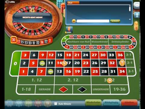 Video Online roulette gratis bonus