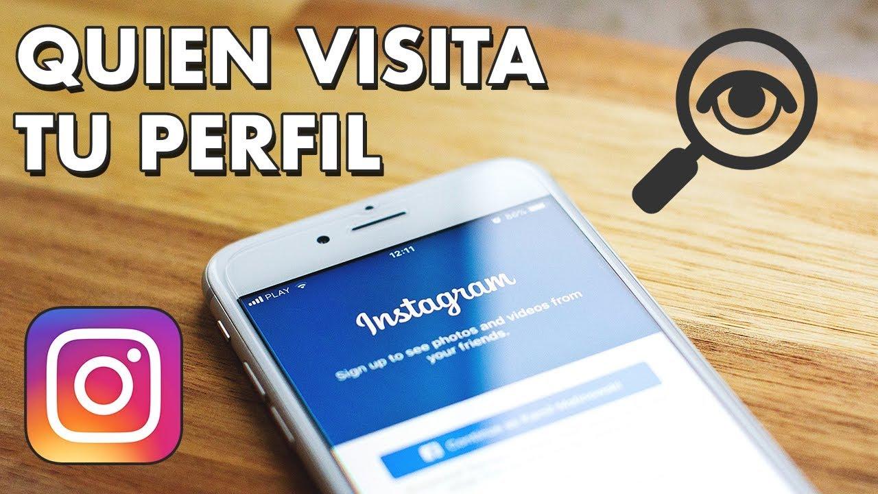 Se Puede Saber Quién Visita Tu Perfil De Instagram Youtube