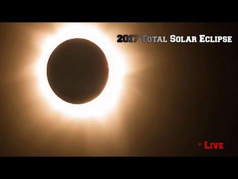 Live Stream: NASA/Fox News Coverage Of The Solar Eclipse
