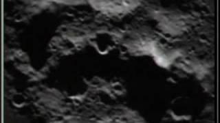 LCROSS Lunar Impact