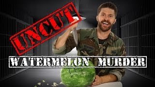 Watermelon Murder Uncut! BLOOPERS