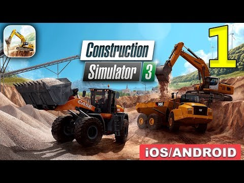 Construction Simulator 3 - Android / iOS Gameplay