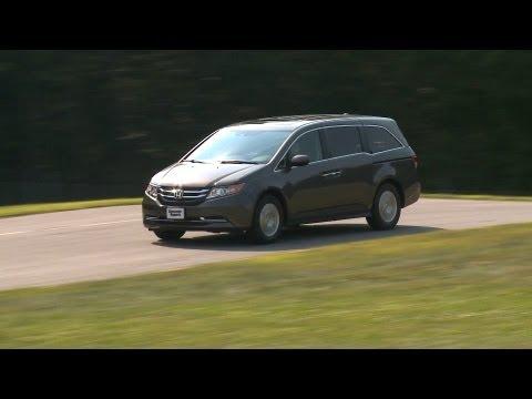 2014 Honda Odyssey quick take | Consumer Reports