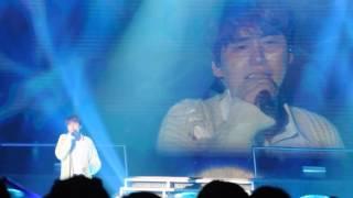 170317 Kyuhyun Solo Concert @HK 中文組曲_新不了情+那些年+聽海+清唱