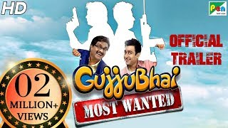 GujjuBhai - Most Wanted | Official Trailer | Siddharth Randeria, Jimit Trivedi | HD