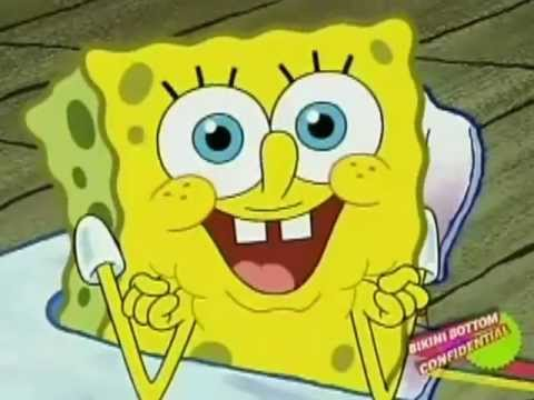 SpongeBob Breathes Heavily and Stares for 10 minutes 51