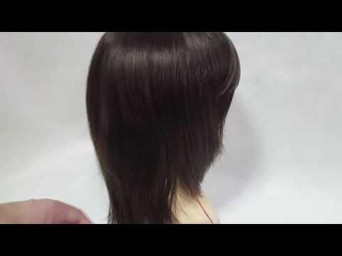 Купить парик из натуральных и искусственных волос недорого в Москве