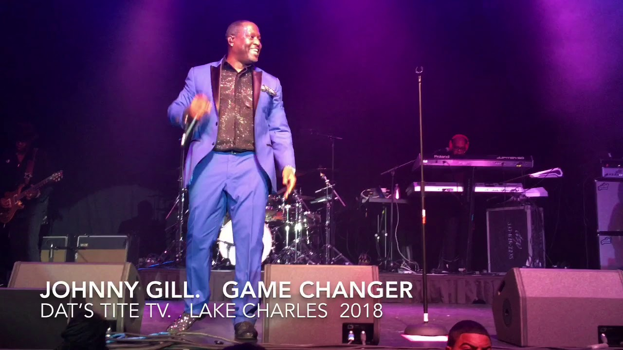 Johnny Gill Game Changer Youtube