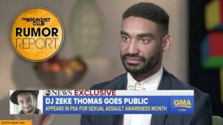 Isiah Thomas's Son Reveals He Was Raped in Emotional Interview