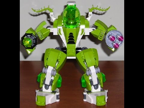Lego Galaxy Squad Moc Insectoid Mech Youtube