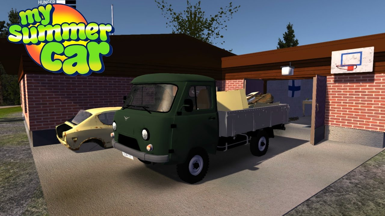 Get My Summer Car For Free