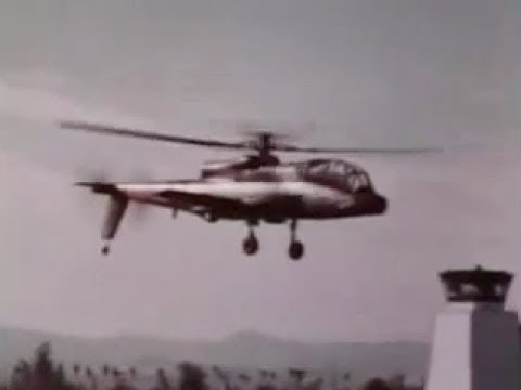 AH-56 Cheyenne attack helicopter