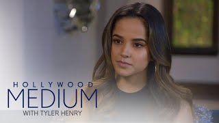 Tyler Henrys Reading Brings Becky G to Tears  Hollywood Medium with Tyler Henry  E