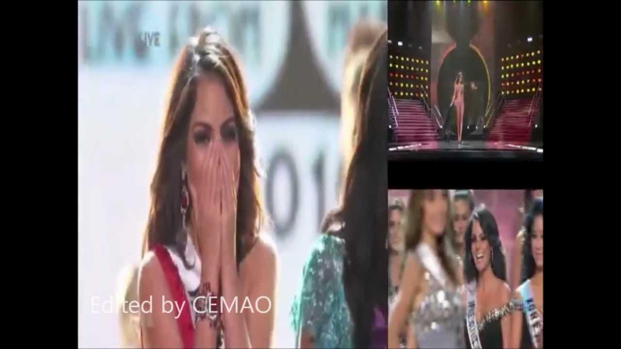 jimena navarrete mexico miss universe 2010 crowning