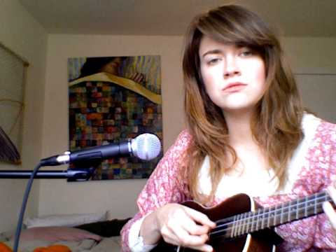 Tiger Mountain Peasant Song By Fleet Foxes Ukulele Cover Youtube
