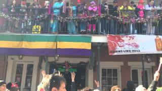 New Orleans Mardi Gras Day 5 | Fat Tuesday Bourbon Street