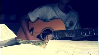 Guitar cover - Lặng thầm một tình yêu - Thanh bùi